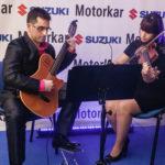 Amalia y Manuel Suzuki